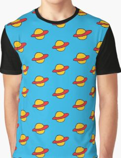 Chuckie Finster Halloween Costume Planet Saturn Graphic T-Shirt
