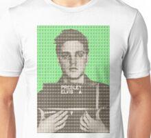 Elvis Army Mug Shot - Green Unisex T-Shirt