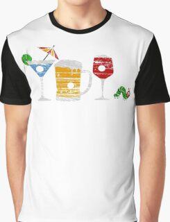 The Very Thirsty Caterpillar Graphic T-Shirt