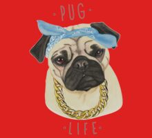 Pug Life One Piece - Long Sleeve