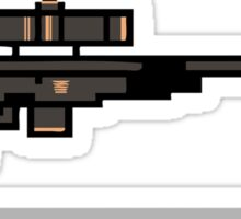Pixel art // AWP Sticker