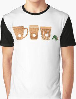 The Very Awake Caterpillar Graphic T-Shirt