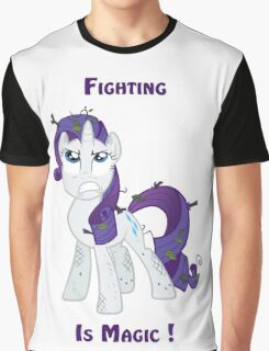 Fighting is Magic ! Graphic T-Shirt