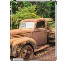 Rusty Ford Pickup / Ute iPad Case/Skin