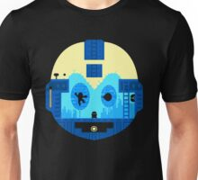 Retro Game Robot Unisex T-Shirt