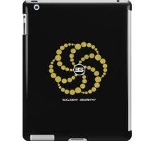 crop circles 9 iPad Case/Skin