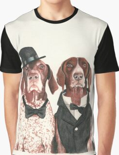 F.I.P. @ifitwags (The pointer brothers) Graphic T-Shirt