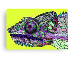 Panther Chameleon!  Canvas Print