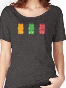 Vivid Gummy Bears Women's Relaxed Fit T-Shirt