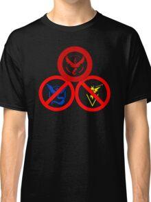 Pokemon GO: Valor Allowed (Red Team) Classic T-Shirt