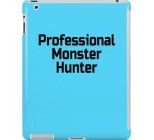 Professional Monster Hunter iPad Case/Skin