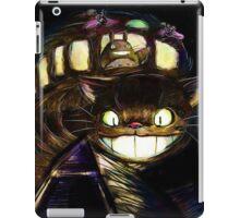 Cat Bus  iPad Case/Skin