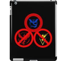 Pokemon GO: Mystic Allowed (Blue Team) iPad Case/Skin