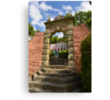 Portmeirion, Wales (2) Canvas Print