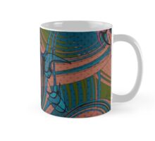 Abstraction . Wave Mug