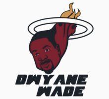 Dwyane Wade - Miami Heat Baby Tee
