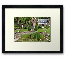 Portmeirion, Wales (4) Framed Print