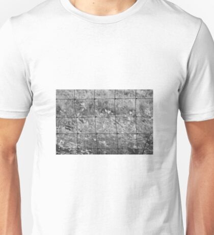 Wire fence Unisex T-Shirt