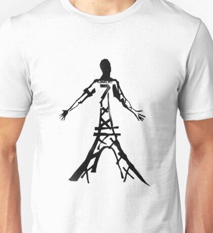 CRISTIANO RONALDO PORTUGAL CHAMPION Unisex T-Shirt