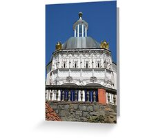 Portmeirion, Wales (5) Greeting Card