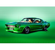 1968 Ford Mustang Fastback II Photographic Print