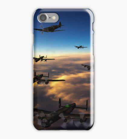 Crowded Skies iPhone Case/Skin