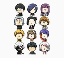 Tokyo Ghoul: characters Unisex T-Shirt
