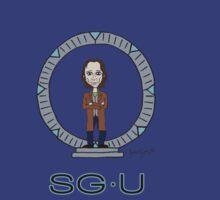 Stargate Universe by garigots