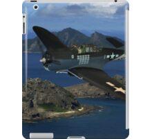 Dauntless on Patrol iPad Case/Skin