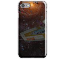 A galactic battle iPhone Case/Skin
