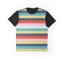 Retro stripes Graphic T-Shirt