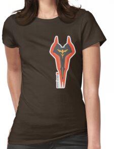Sazabi Shield Womens Fitted T-Shirt