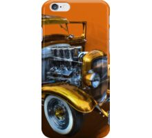 Smoking Ford iPhone Case/Skin