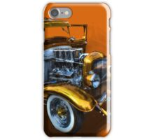 Smoking Ford iPhone Case/Skin