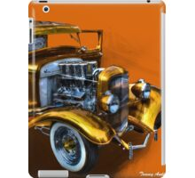 Smoking Ford iPad Case/Skin
