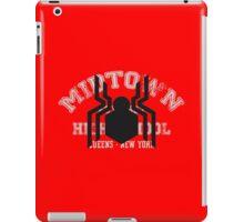 SPIDER-MAN - HIGH SCHOOL iPad Case/Skin