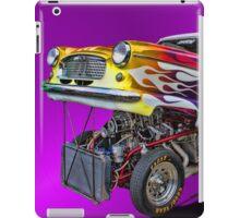 Hauling Nash iPad Case/Skin