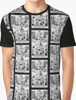 Judgment Tarot Card - Major Arcana - fortune telling - occult - Judgement Graphic T-Shirt