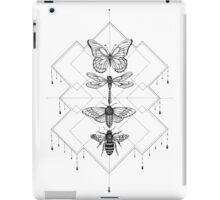 Flying Insects iPad Case/Skin