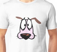 Idiot Courage Face Unisex T-Shirt