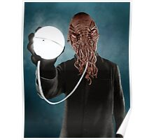 Ood (Doctor Who) Poster