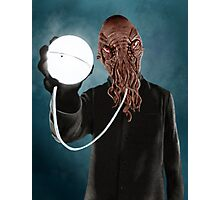 Ood (Doctor Who) Photographic Print