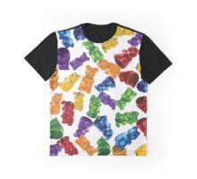 Gummy bear madness Graphic T-Shirt