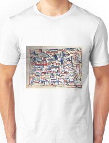 Ink scribble 4 Unisex T-Shirt