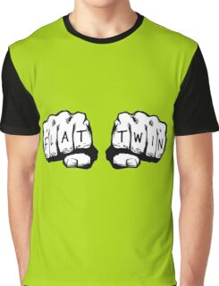 flat poing Graphic T-Shirt