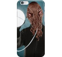 Ood (Doctor Who) iPhone Case/Skin