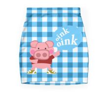 Piggy Mini Skirt
