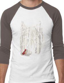 Little Red Men's Baseball ¾ T-Shirt