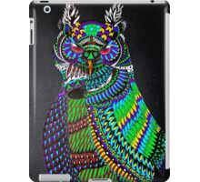 Dynamic Owl iPad Case/Skin