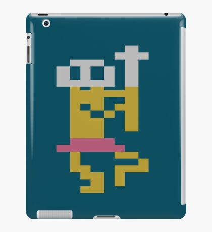 Cannibal in the Jungle iPad Case/Skin